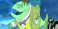 Mr. Codfish