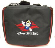 Disney Cruise line Pin Trading Bag