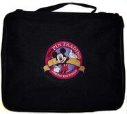 Disney Pin Trading Bag