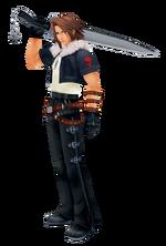 Leon (Squall) - KHII