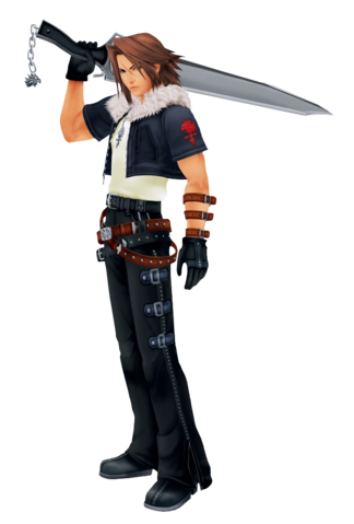 File:Leon (Squall) - KHII.png