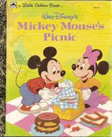 Mickey Mouse's Picnic