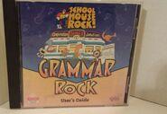 Schoolhouse rock grammar rock front