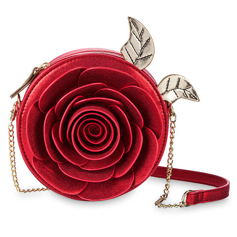 File:Beauty and the Beast Enchanted Rose Crossbody Bag by Danielle Nicole.jpg
