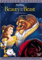 2. Beauty and the Beast (1991) (Platinum Edition 2-Disc DVD)
