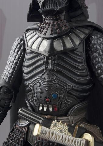 File:Daisho Darth Vader Samurai figure 03.jpg