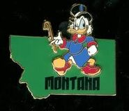 Montana Pin