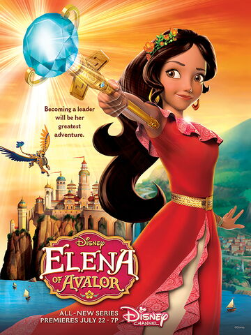 File:Elena of Avalor Poster.jpg