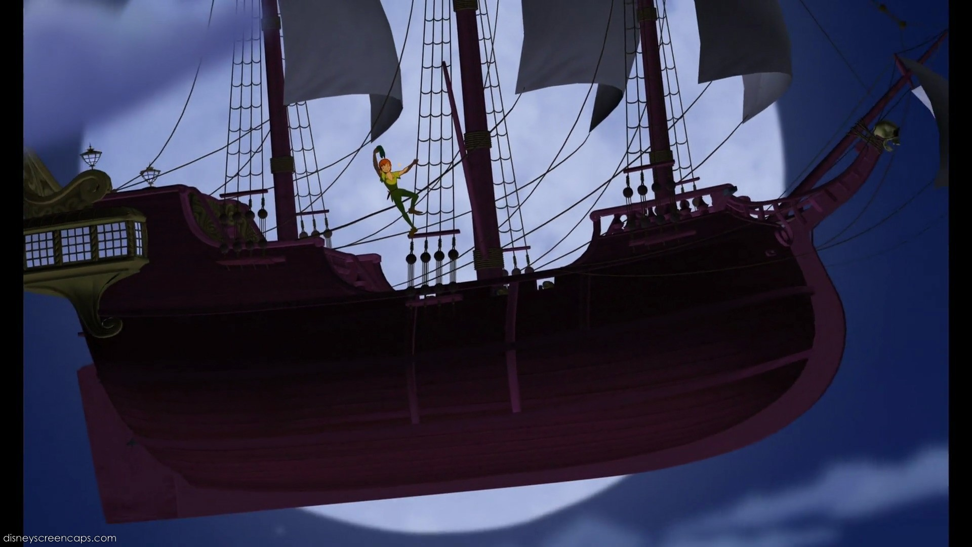 Jolly Roger Pan Pirate Ship Wallpapers HD Wallpapers HD