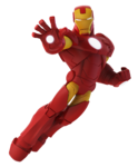 DI Iron Man Inflight Render