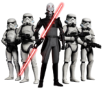 Inquisitor stormtroopers