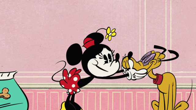 File:Minnie and Pluto (Doggone Biscuits) 1.png