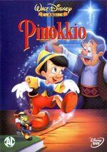 Pinocchio ne dvd