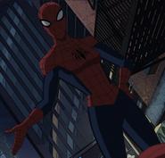 Spider-Girl makes her debut USMWW