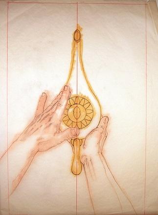 File:Disney's Aladdin - Unused Concept Art by John Alvin - Lamp Process - 2.jpg