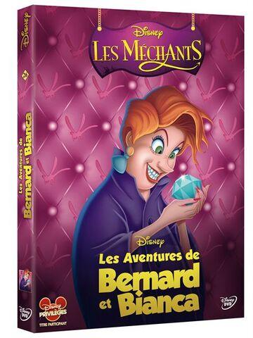 File:Disney Mechants DVD 9 - Les Aventures de Bernard et Bianca.jpg