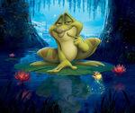 Naveen frog