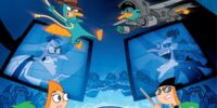 Phineas and Ferb: Across the 2nd Dimension (Junior Novel)