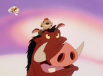 FFFF Timon&Pumbaa