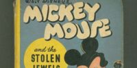 Mickey Mouse and the Stolen Jewels