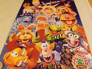 Muppet*Vision 3D Poster 2