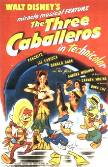 Three caballeros poster.png