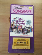 Best of Disney Volume One Tape