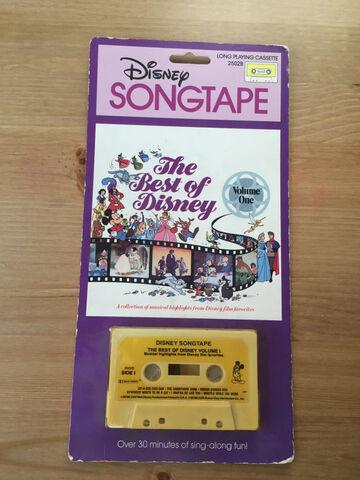 File:Best of Disney Volume One Tape.jpg
