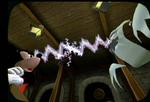 Ghost& Mickey-Disney's Magical Mirror01