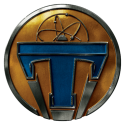 Tomorrowland Pin