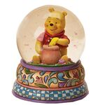 Disney Hunny Of A Bear - Winnie The Pooh Waterball Figurine