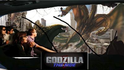 Godzilla the Ride