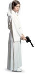 Princess Leia render