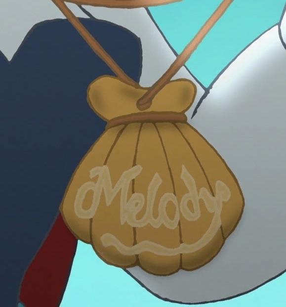 Melody S Locket Disney Wiki Fandom Powered By Wikia