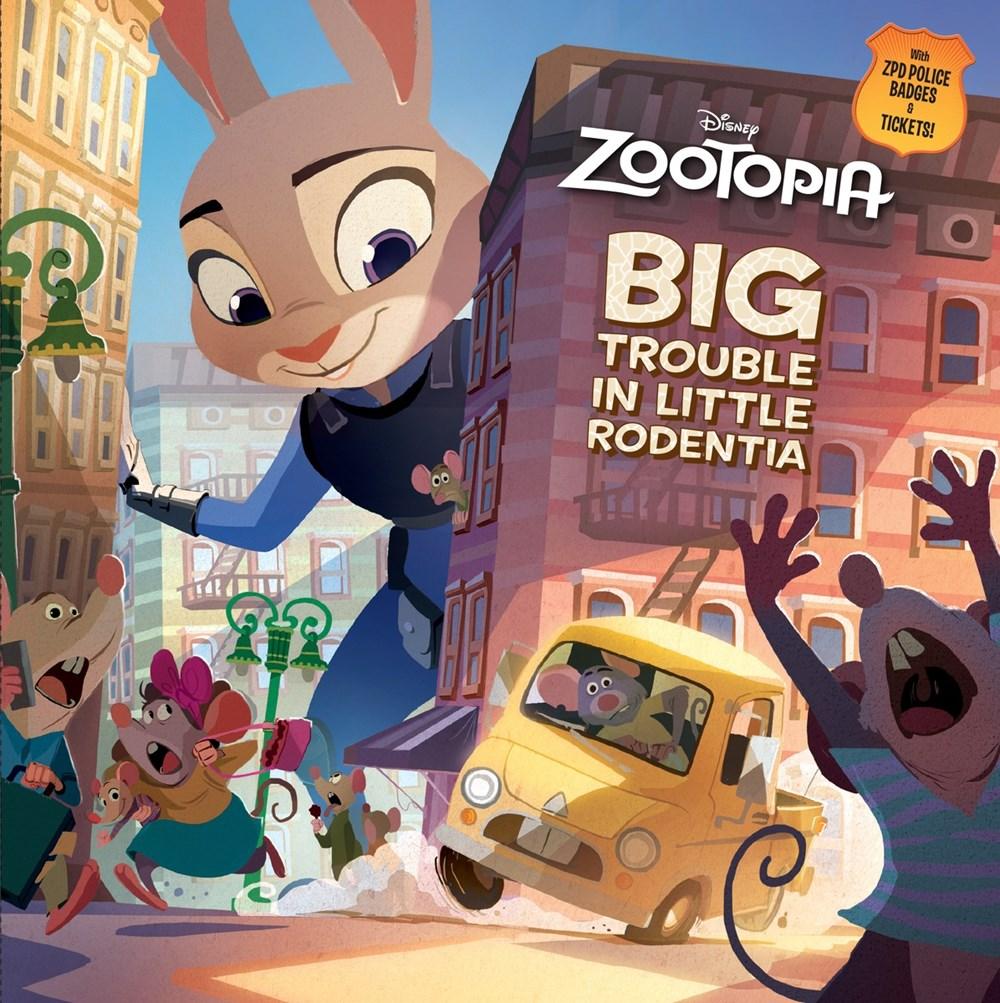 Grey Star Wall Stickers Image - Zootopia Book 05.jpg | Disney Wiki | FANDOM ...