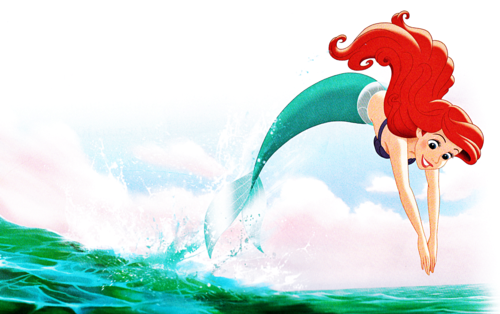File:Ariel diving.png