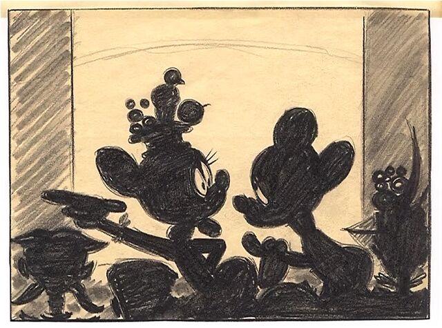 File:Disney's Mickey Mouse - The Nifty Nineties - Storyboard - 3.jpg