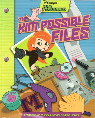 File:Kim Possible Files.jpg