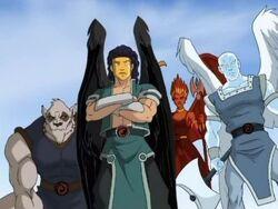 Knights of Destruction