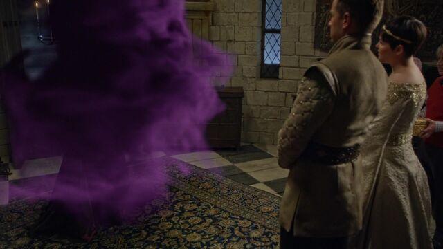 File:Once Upon a Time - 5x02 - The Price - Regina Purple Smoke.jpg