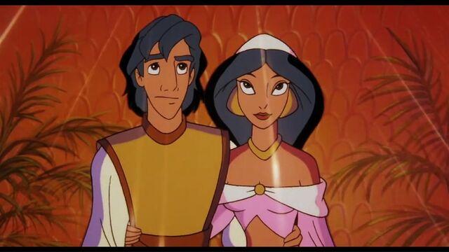 File:Aladdin & Jasmine - Aladdin and the King of Thieves (10).jpg