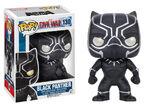Funko Pop! - Captain America Civil War - Black Panther