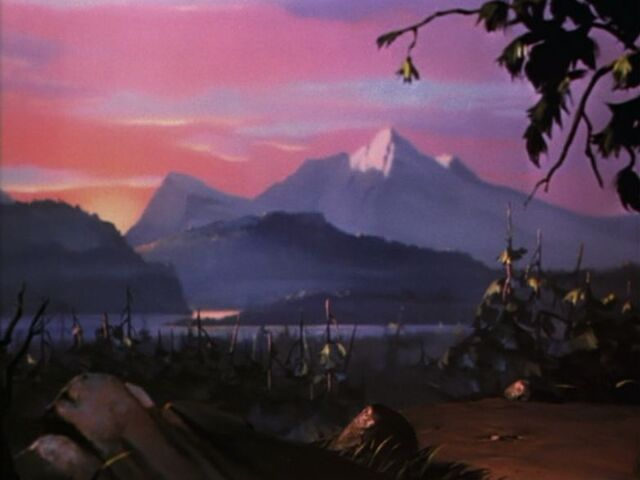 File:A beautiful sunset in Bongo.jpeg