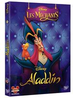 Disney Mechants DVD 11 - Aladdin