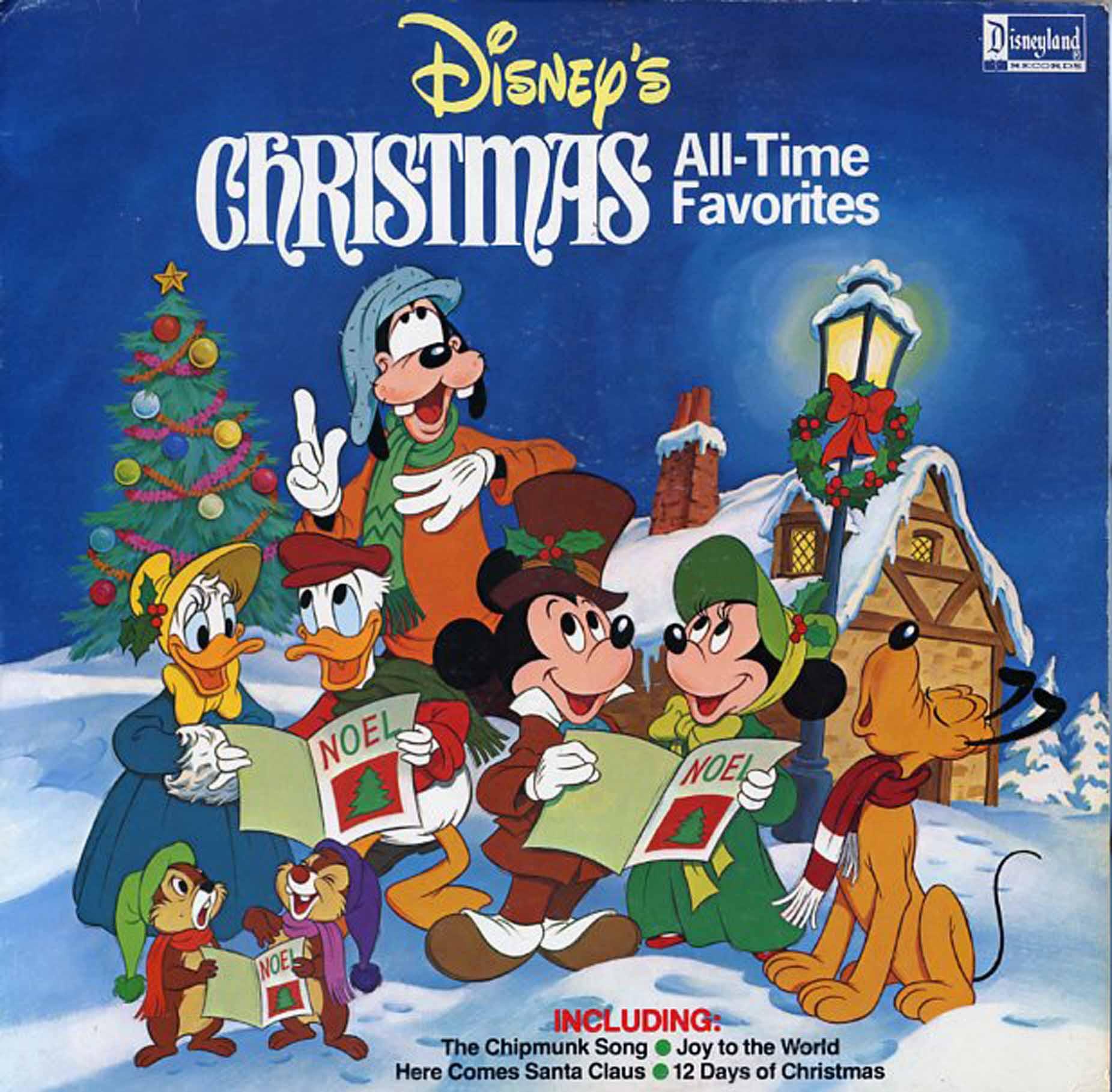 Disney S Christmas All Time Favorites Disney Wiki