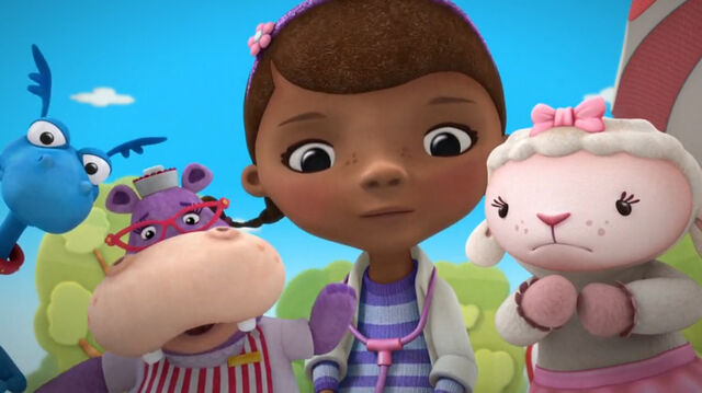 File:Stuffy, hallie, doc and lambie.jpg