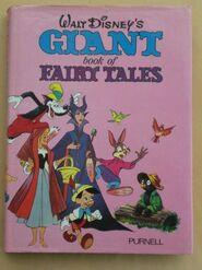Walt Disney's Giant Book of Fairy Tales