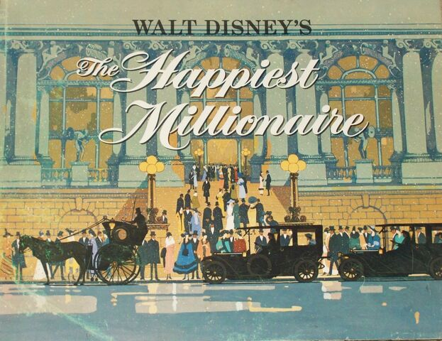 File:Walt Disney's The Happiest Millionaire cover.jpg