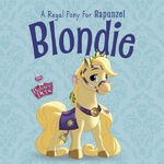 Blondie-a-Regal-Pony-for-Rapunzel