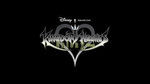 KINGDOM HEARTS Union χ Cross Teaser
